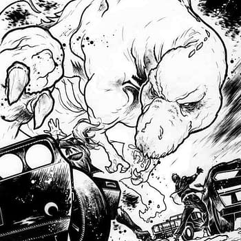 Lion Forge to Publish Time-Travel Death Race Comic Backtrack