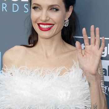 Marvel Studios The Eternals May Star Angelina Jolie
