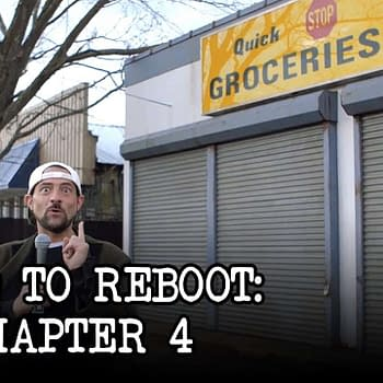 Kevin Smiths Road to Reboot: Chapter 4 for Jay And Silent Bob Reboot has THE Quick Stop