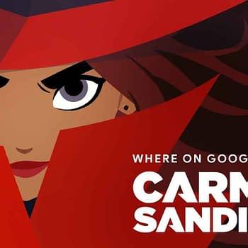 Google Earth Launches Their Own Interactive Carmen Sandiego Game