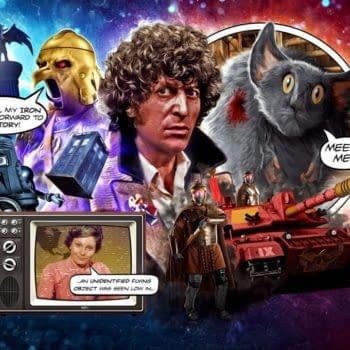 BEEP THE MEEP RETURNS! - The Fourth Doctor Comic Strip Adaptations | Doctor Who