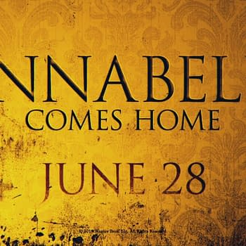 Annabelle 3 is Titled Annabelle Comes Home Releasing June 28