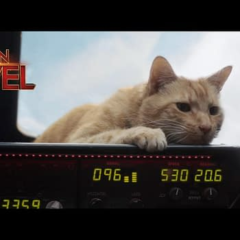 Goose Gets Her Own Captain Marvel Trailer Plus the Top 10 Movie Cats of All-Time