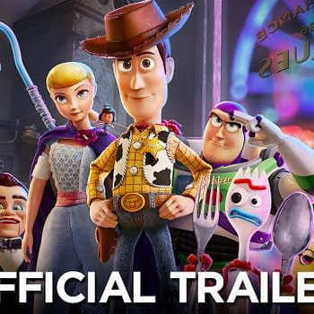 Toy Story 4: Official Trailer Finds Woody Facing a Forky in the Road