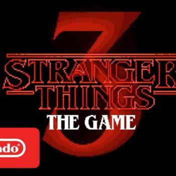Stranger Things 3: The Game - Gameplay Trailer - Nintendo Switch