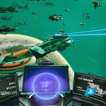 No Man's Sky Beyond - VR Reveal l PSVR