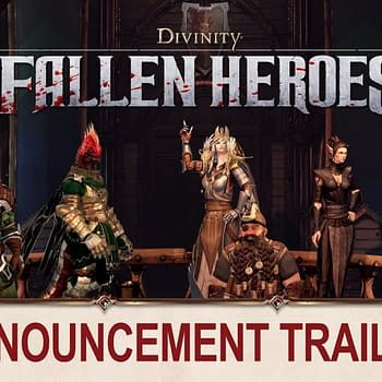 Larian Studios Announces Divinity: Fallen Heroes at PAX East