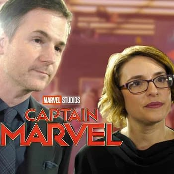 Stan Lees Captain Marvel Cameo Left No Dry Eyes At London Premiere