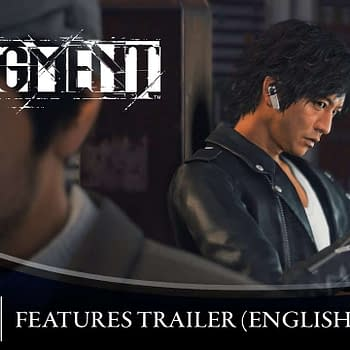 JRPG Judgment is Coming West with Dual Audio Tracks