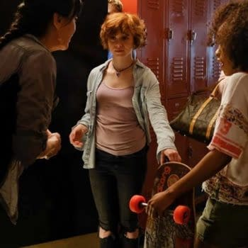 """'Nancy Drew and the Hidden Staircase': """"Frenemies"""" Nancy and Helen Are On the Case! [PREVIEW]"""