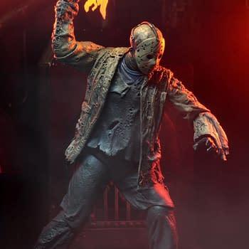 NECA Reveals New Freddy Vs Jason Ultimate Jason Figure