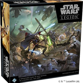 NEW Clone Wars Era Game Announced for Star Wars: Legion