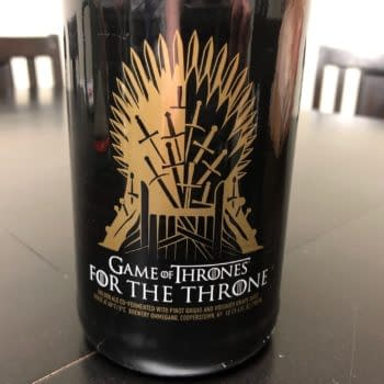 """Review: Ommegang's Game Of Thrones """"For The Throne"""" Golden Ale"""