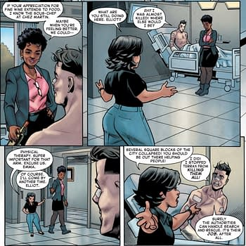 Otto Octavius Learns About Emotional Intelligence in Next Weeks Superior Spider-Man #4