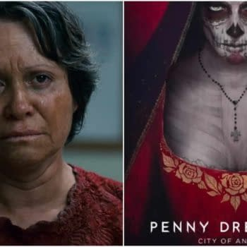 'Penny Dreadful: City of Angels': Adriana Barraza Joins Showtime's Supernatural Spinoff Series