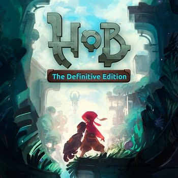 Hob: The Definitive Edition Comes To Nintendo Switch Today