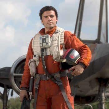 "Oscar Isaac Talks the ""Energy, Excitement"" of 'Star Wars: Episode IX'"