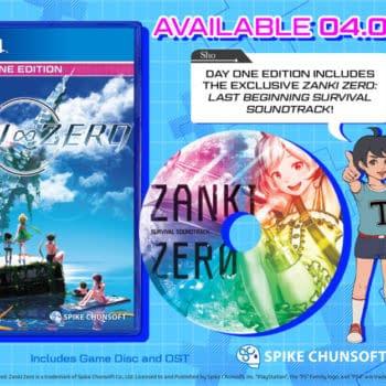 Pre-Ordering Zanki Zero will Get You a Copy of the Original Soundtrack