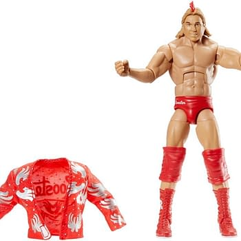 Mattel Releasing WWE Elite Red Rooster on Target Online Store Thursday
