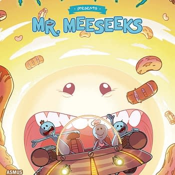 Rick and Morty Presents Mr. Meeseeks #1 in June From Oni Press