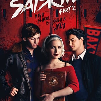 Chilling Adventures of Sabrina: High School is Such a Witch in New Part 2 Poster