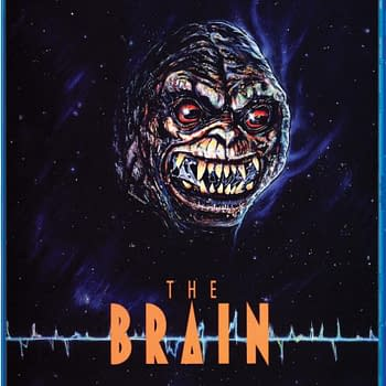 Sci Fi Horror Film The Brain Coming to Blu-ray April 30th
