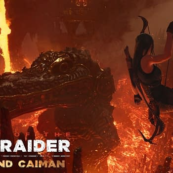 Shadow of the Tomb Raiders Grand Caiman DLC Tomb is Now Live
