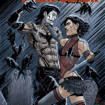 The Crow Crosses Over with Hack/Slash at IDW