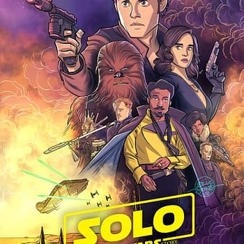 Solo Graphic Novel Adaptation Perfect Star Wars for Young Readers (REVIEW)
