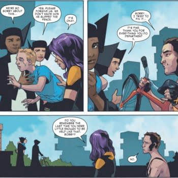 Soothing Psylocke's Inner Child in Next Week's Age of X-Man: X-Tremists #2