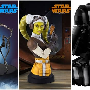 Star Wars Celebration Exclusives Coming From LEGO Gentle Giant
