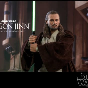 Star Wars Jedi Hero Qui-Gon Jinn Finally Getting a Hot Toys Figure