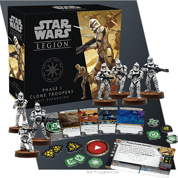 Star Wars: Legion Expansions Shine Light on Unit Details