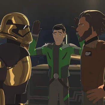 Star Wars Resistance Season 1 Episode 19 Descent: Kazuda Finally Rises [SPOILER REVIEW]