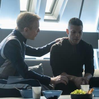 """Star Trek: Discovery"" Star Wilson Cruz Sees Season 3 Debut Delay"