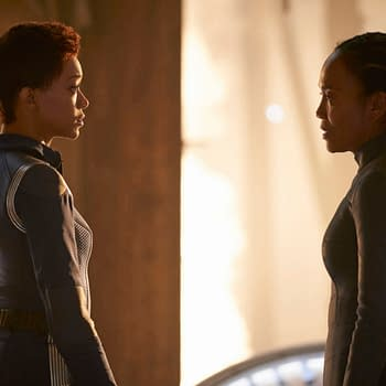Star Trek: Discovery Season 2 Episode 11 Perpetual Infinity Review- The Board Is Yours Michael [SPOILERS]