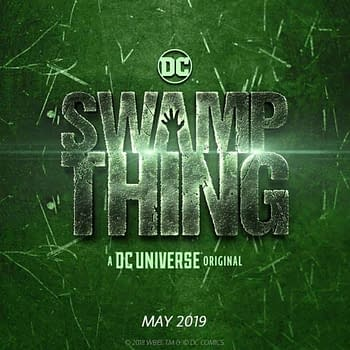 Swamp Thing: Henderson Wade Offers Matt Cable Look Filming Update on DC Universe Series