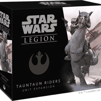 Tauntaun Riders for Star Wars: Legion Smell Better on the Outside