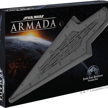 The Super Star Destroyer is Coming to Throw Our Your Back in Star Wars: Armada