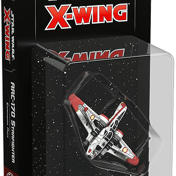 Check out the Arc-170 Starfighter for Star Wars: X-wing