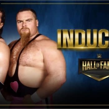 The Hart Foundation WWE Hall of Fame 2019