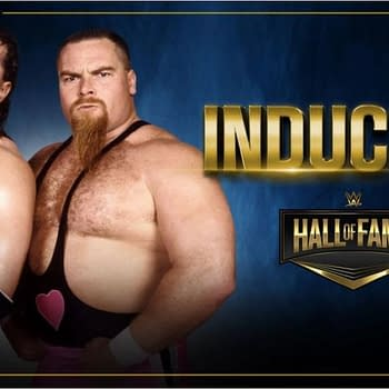 The Hart Foundation Inducted to the 2019 WWE Hall of Fame