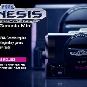 The Sega Genesis Mini Release Lineup has been Revealed