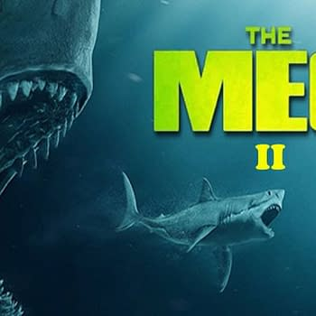 The Meg 2 Script Currently Being Worked On Producer Says