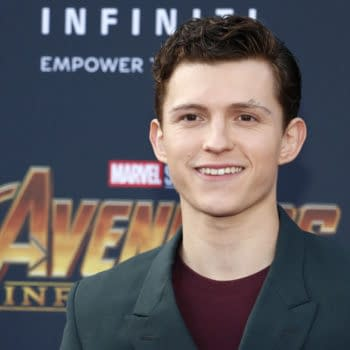 Tom Holland Teases…Something…For Monday Morning