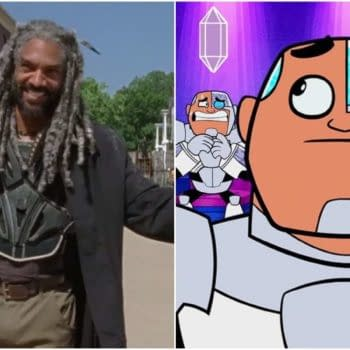 It's 'The Walking Dead' / 'Teen Titans GO!' Mash-Up You Need in Your Life! [VIDEO]