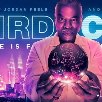 Weird City EP Writer Charlie Sanders Talks Amazing Stories LeVar Burton Planet of the Apes and More [INTERVIEW]