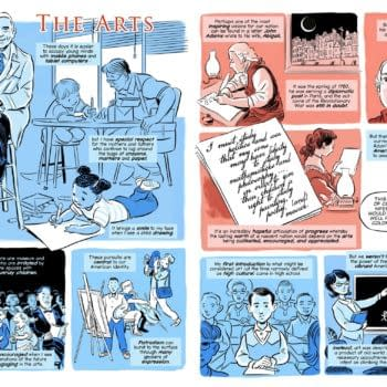 Dan Rather, Seth Abramson, & More Put Politics in Comics with New World Citizen Comics Line