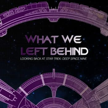That 'Star Trek: Deep Space Nine' Documentary Just Got Picked Up by Shout!