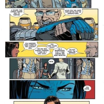The Ultimate Tech Bro Bad Guy in X-23 #10